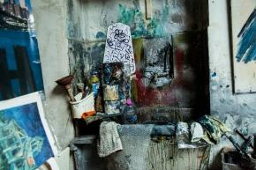 Atelier, particolare. Foto di Ginevra D'Archi