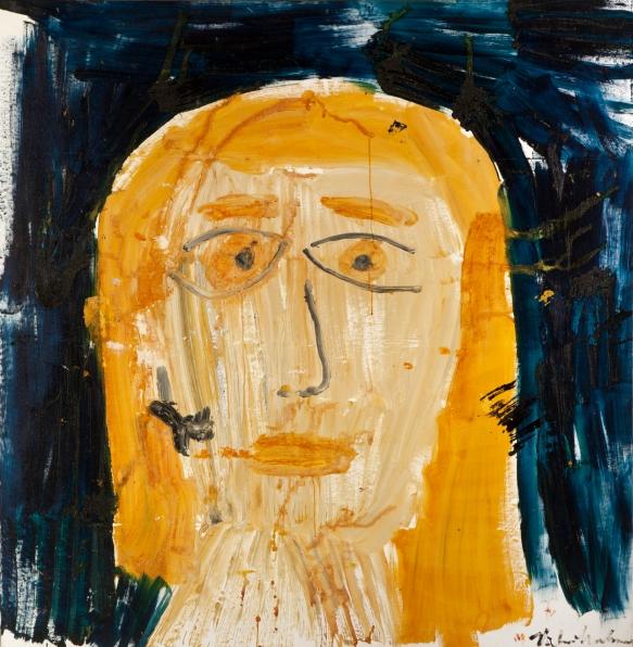 Faccione • 2006 •olio • cm 149x145