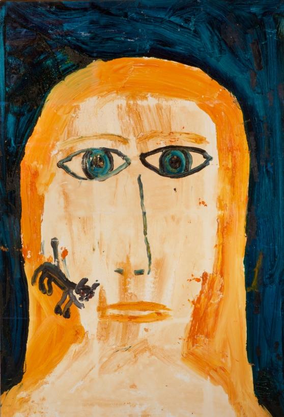 Faccione • 2012 • olio • cm 158x109