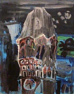 Torre di Berlino • 1999 • cm 100x80