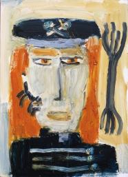 Ussaro • 2012 • olio • cm 70x50